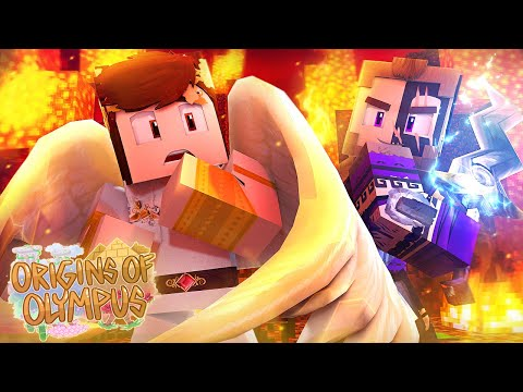 Minecraft Origins of Olympus - MY WORST NIGHTMARES! #5 (Minecraft Percy Jackson Roleplay)