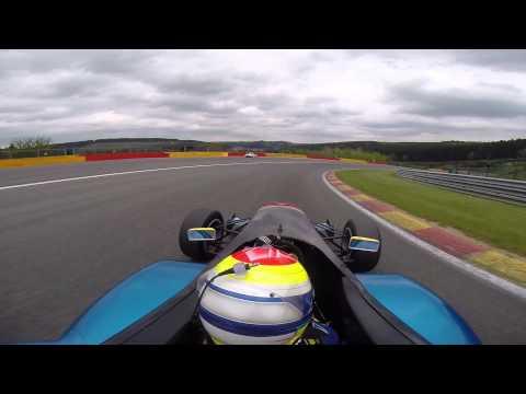 Nico Otto Formel Renault Spa-Francorchamps