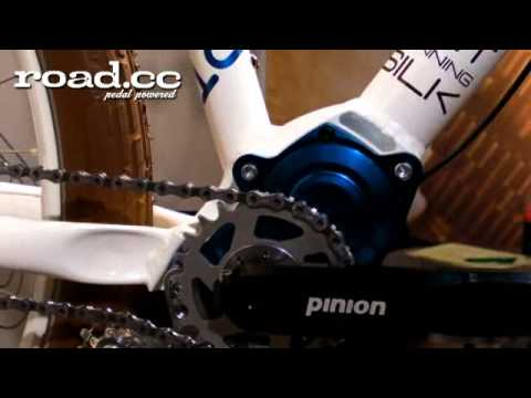 Eurobike faves: Pinion BB gear system