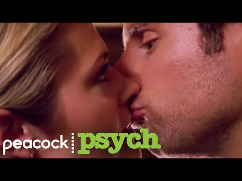 Shawn And Jules Best Moments (Season 2) | Psych
