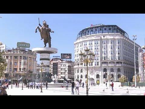 Σκόπια: Πυρετός στα δύο επιτελεία λίγο πριν από το δημοψήφισμα…