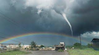 Niewiarygodne nagranie tornado