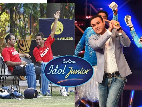 Virendra Sehwag's Dream Comes True On the Stage