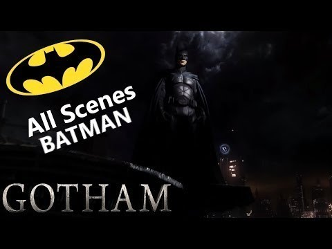 All Batman Scenes - Gotham