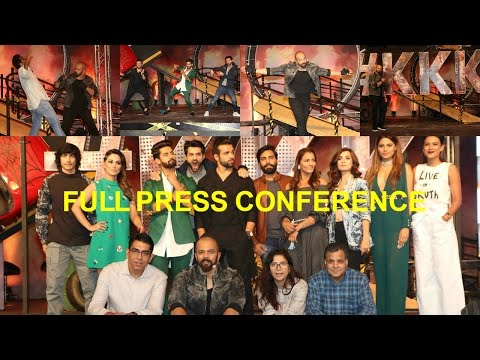 UNCUT- Full Press Conference | Launch Of Khatron Ke Khiladi Season 8 | Rohit Shetty