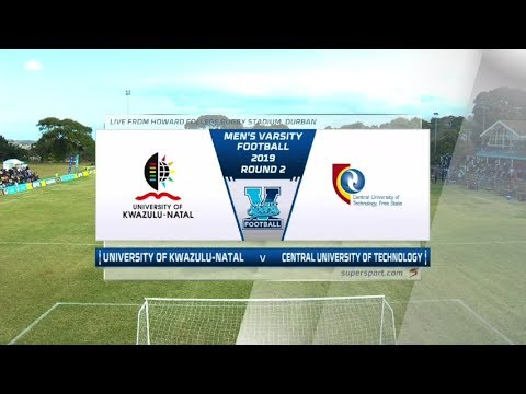 Varsity Football | UKZN v CUT | Highlights