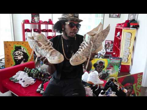 0 Trinidad James Launches Camp James Sneaker Show on YouTube