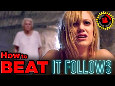 Film Theory: The ONLY Way To Beat The Monster From It Follows! (Scary Movie)