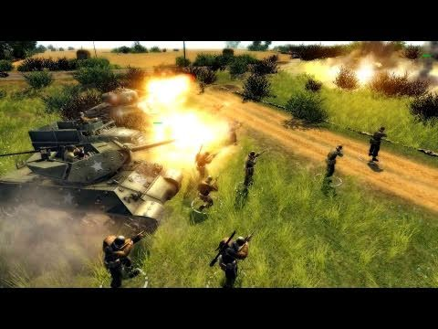 обзор Men of War: Assault Squad - Game of the Year Edition (CD-Key, Steam, Region Free)