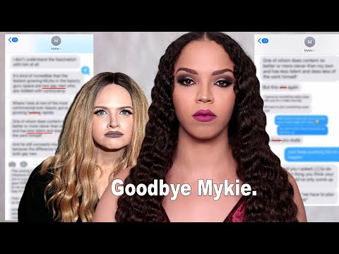 How Glam&Gore used James Charles, Jeffree Star & Black community: why I'm DONE with Mykie *receipts