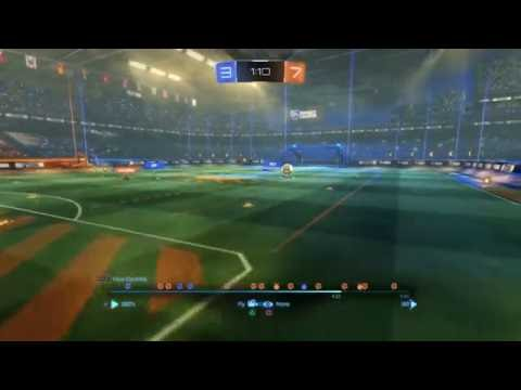 Rocket League Goal