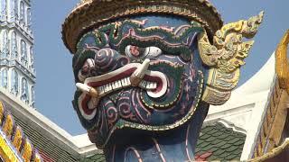 Pałac w Bangkoku