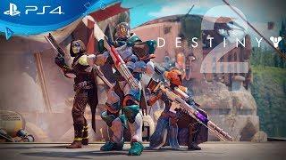 Видео к игре Destiny 2 из публикации: Destiny 2 — эксклюзивный контент для PS4 появится на других платформах