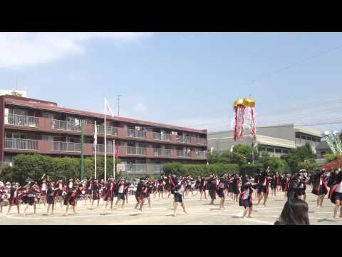 大豆戸小学校2013運動会 HD 3