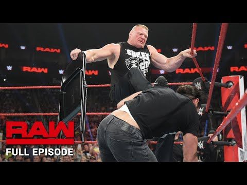 WWE Raw Full Episode, 5 August 2019