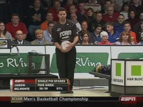 Part 1 Bowling Foundation Title match vs Mike Fagan