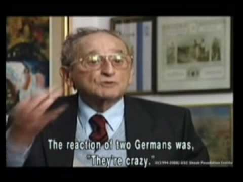 Asaria - Holocaust survivor Rabbi Dr. Zvi Asaria-Hermann Helfgott describes his spiritual and religious leadership in the POW camps. For more details, click here: htt...