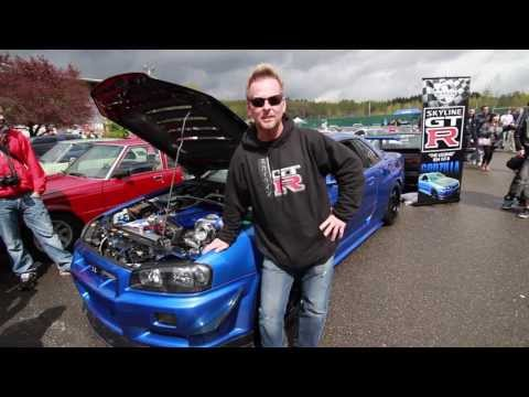 r34 - Got the chance to hangout with great group of people over the weekend of the 2013 Nissan Fest at Evergreen Speedway in Monroe, WA. I had the privilege to int...