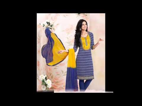 churidar - churidar online shopping, churidar neck patterns, churidar neck designs, churidar suits, churidar models, awesome color combination, Bollywood hungama, casua...