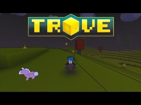 Mmo - Maxwell McGee sits down with the fine folks of Trion Worlds to discuss Trove, their sandbox MMO with a primarily community-generated world. Follow Trove at GameSpot.com! http://www.gamespot.com/tr...