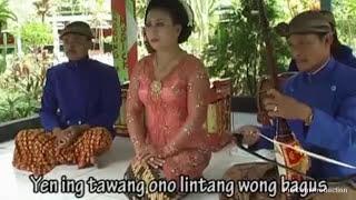 CAMPURSARI  Yen Ing Tawang Ono Lintang PALING GAYENG