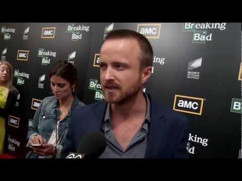 Breaking Bad Season 5 Update with the Cast and Crew