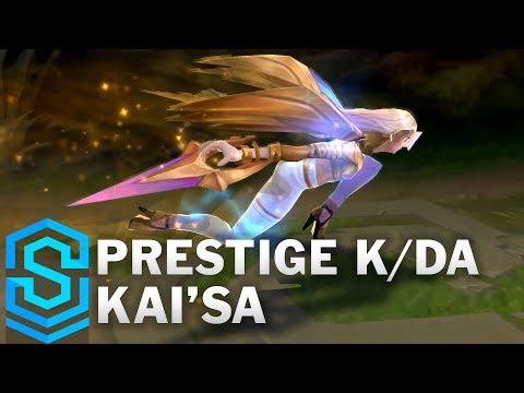 Kai'Sa Siêu Sao Thần Tượng Âm Nhạc (Hàng Hiệu) - Prestige K/DA Kai'Sa