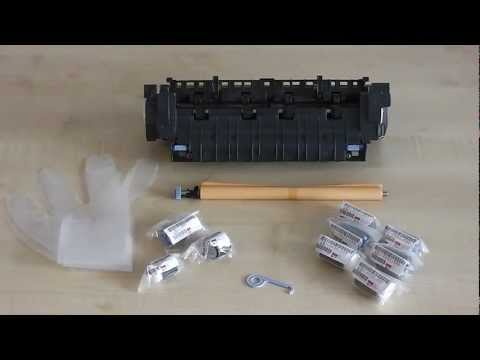 Parts for HP4015 Maintenance Kit