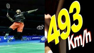 Video BOOM!!! Smash Badminton Tercepat di Dunia MP3, 3GP, MP4, WEBM, AVI, FLV Agustus 2018