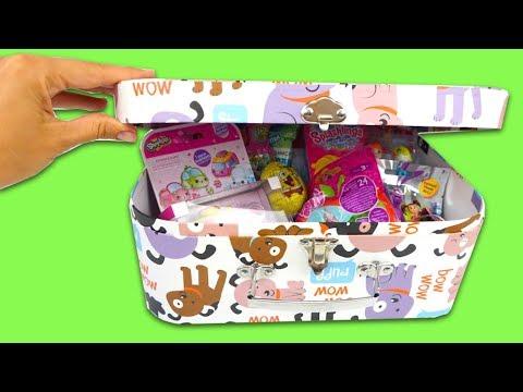 Сюрпризы и игрушки для детей Игрушкин ТВ - DomaVideo.Ru