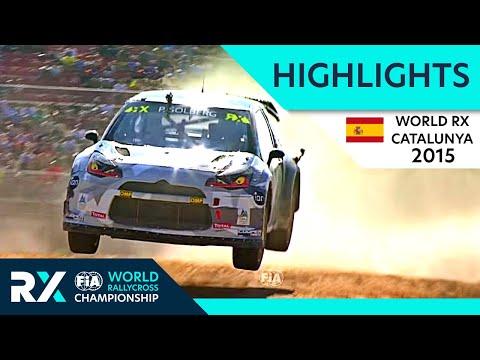 Supercar Final: Barcelona RX - FIA World Rallycross Championship