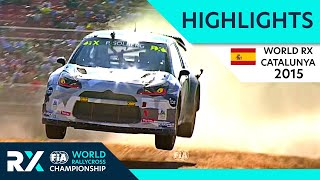 Supercar Final: Barcelona RX - FIA World Rallycross Championship