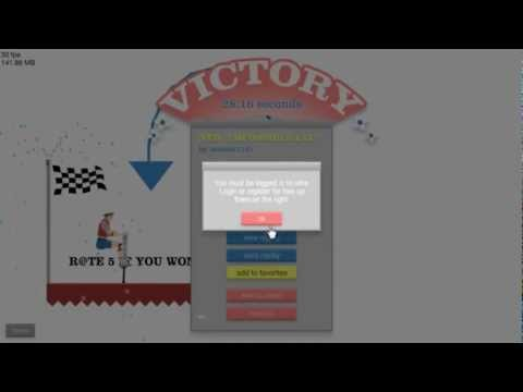 Happy Wheels: MINECRAFT - 3. díl