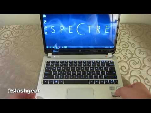 HP ENVY Spectre XT hands-on for review