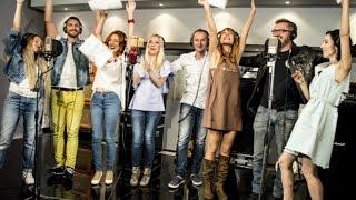 25 ukrainian star singers - Oberig 25 українських артистів - пicня
