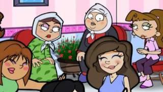 نهفات عيلتنا الموسم الثاني- اعراسنا الاردنية - الحلقة 13