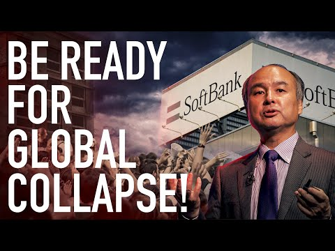 "SoftBank CEO Warns Of ""Lehman-Like-Crisis"" That Could Crash Global Economy And Society"