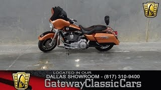 8. 2008 Harley Davidson FLHX Superglide 105th Anniversary 110 CID V-Twin Twin Cam 6 Speed Manual