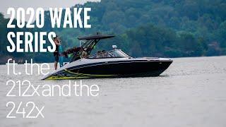 Yamaha's 2020 Wake Series Boats