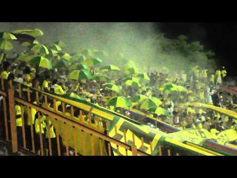 SALIDA ATLETICO BUCARAMANGA VS LLANEROS - Fortaleza Leoparda Sur - Atlético Bucaramanga