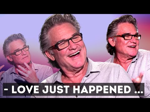 Kurt Russell Never Planned To Be With Goldie Hawn for 35 years