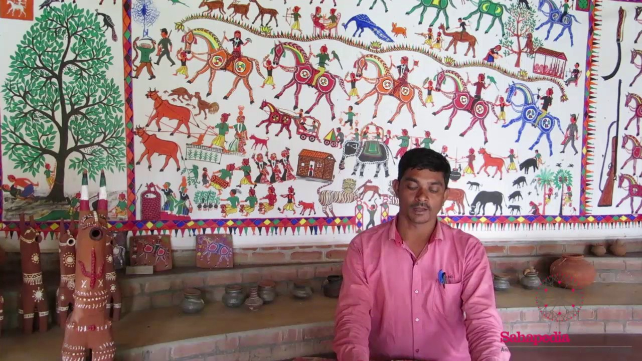 History, Mythology and Significance of Baba Pithora Painting