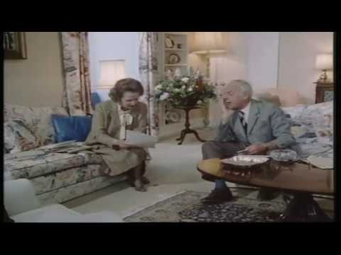 """living Above The Shop"" Mrs Thatcher In No 10 (1985 Documentary) - Jenny Barraclough"