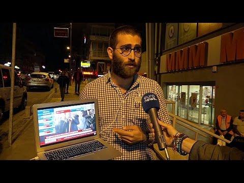 Διχασμένη η τουρκική κοινωνία για το αποτέλεσμα του δημοψηφίσματος