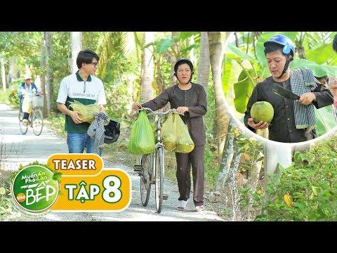 Teaser #8 | Trường Giang rủ Anh Tú về miền Tây hái dừa | Muốn Ăn Phải Lăn Vào Bếp - Thời lượng: 2:10.