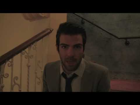 AnyoneButMeWebSeries - Zachary Quinto comes clean about his new addiction to