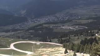 Timelapse Webcam Villard de lans - 24/06/2015 - Cote 2000 bas