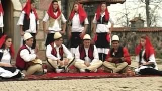 Muzikë Folklorike Xhirim Tek Kulla- Gllogjan - 2