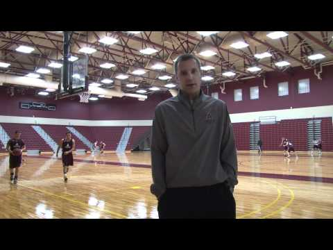 Alma College Men's Basketball - Preseason 2011-12