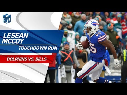 Video: Buffalo Scores TD on Opening Drive for 1st Time Since Nov. 2016! | Dolphins vs. Bills | NFL Wk 15